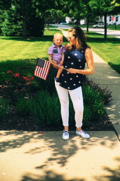4th of July Outfits for the Whole Family