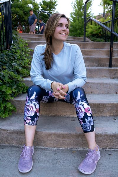 Becoming More Comfortable in my Own Skin with New Activewear