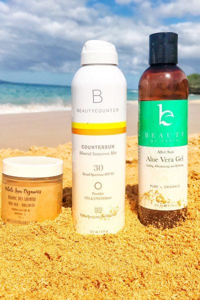Safer Summer Skincare