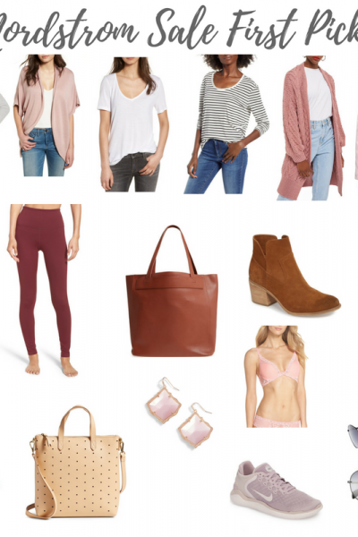 Nordstrom Anniversary Sale Early Picks